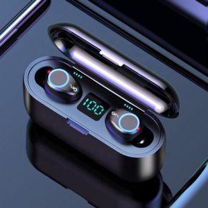 Audífonos F9 tws
